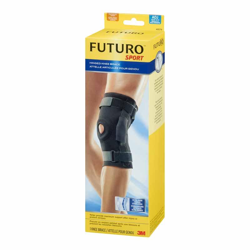 3831ed6f3b Futuro Sport Adjustable Knee Brace | London Drugs