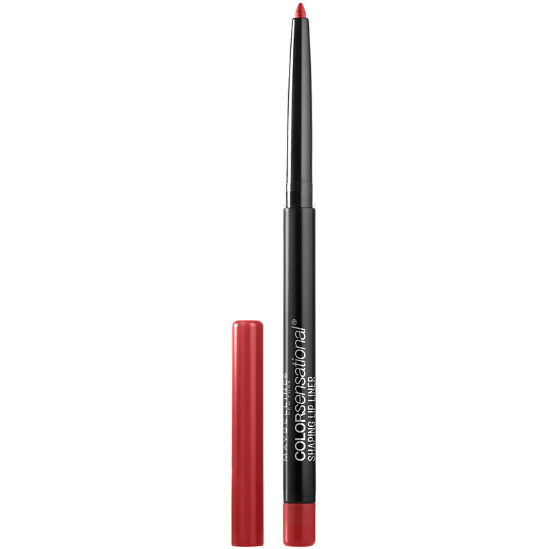 Maybelline Color Sensational Shaping Lip Liner - Brick Red