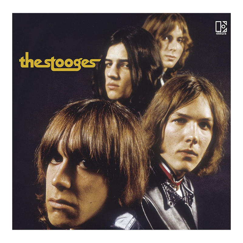 The Stooges - The Stooges - Opaque Brown-Gold Vinyl