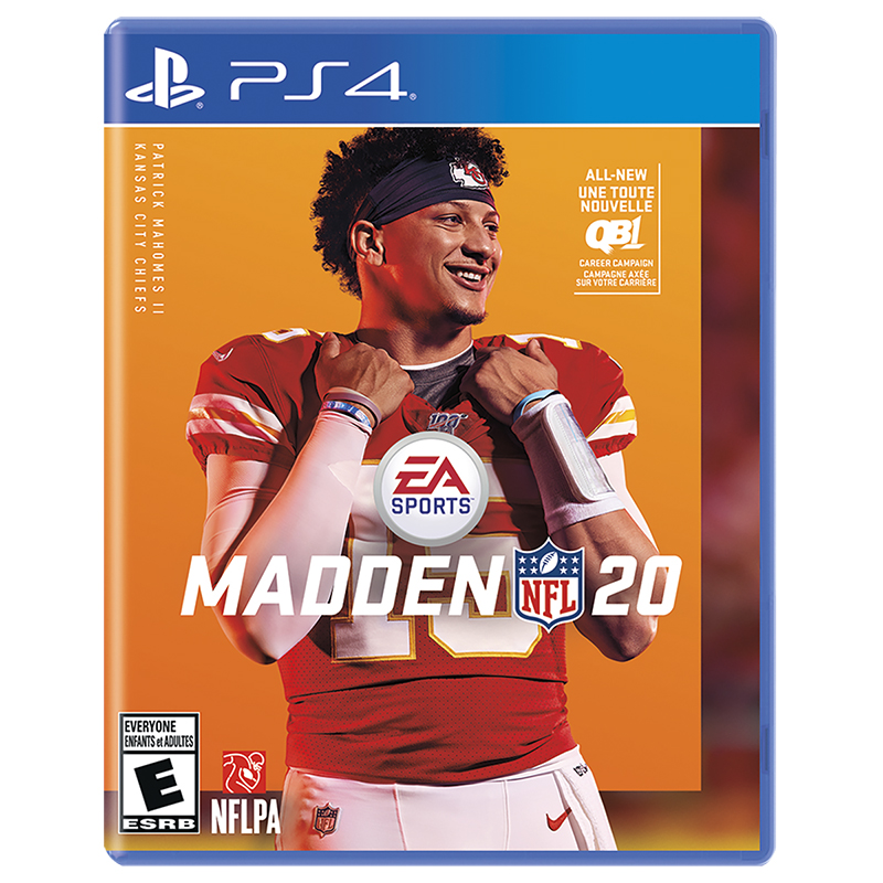 PS4 Madden NFL 20 - 37314