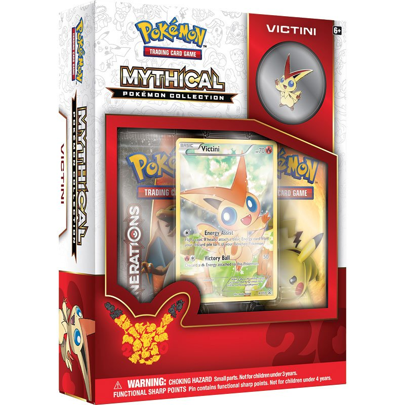 Pokemon Mythical Collection - Victini
