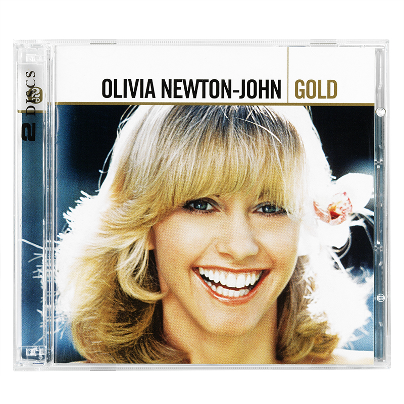 Olivia Newton-John - Gold - CD