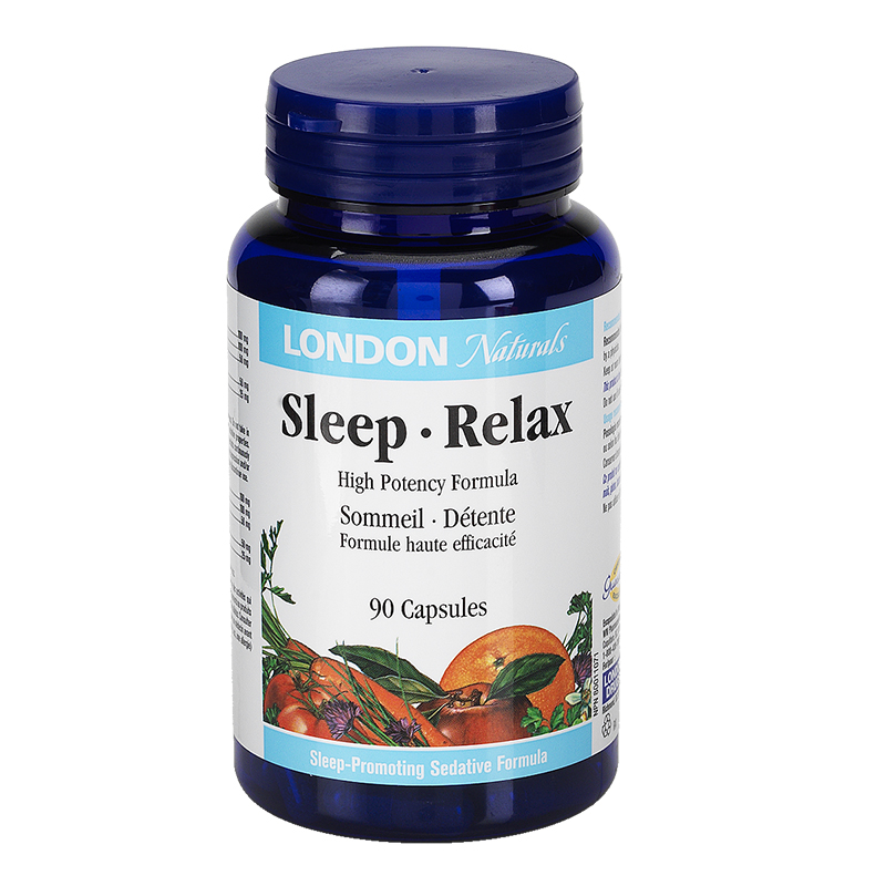 London Naturals Sleep and Relax - 90's