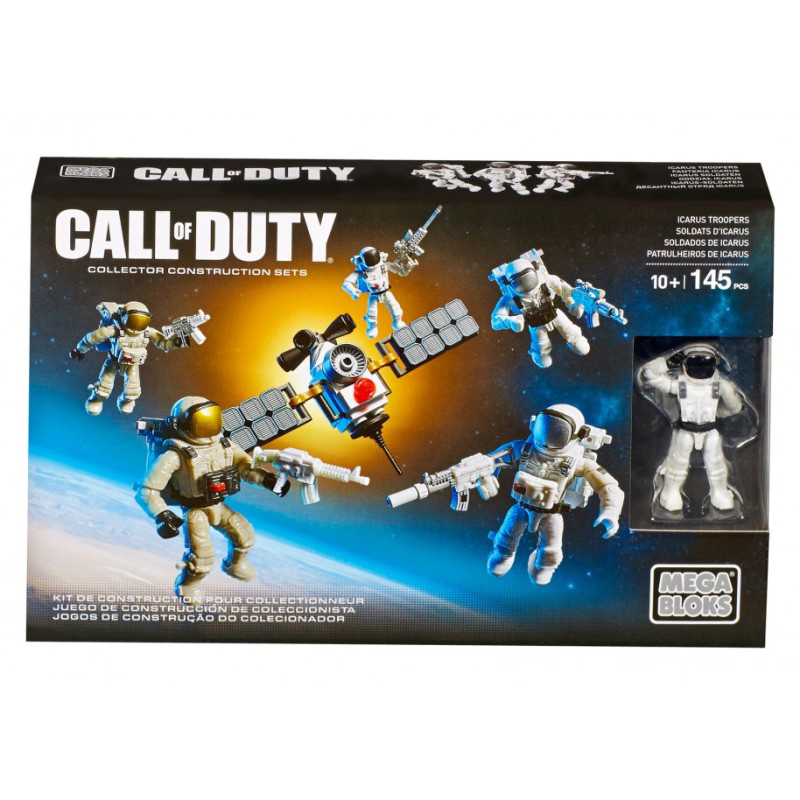 Mega Bloks Call of Duty - Icarus Troopers