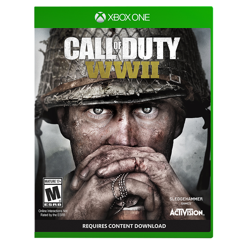 Xbox One Call of Duty - World War 2