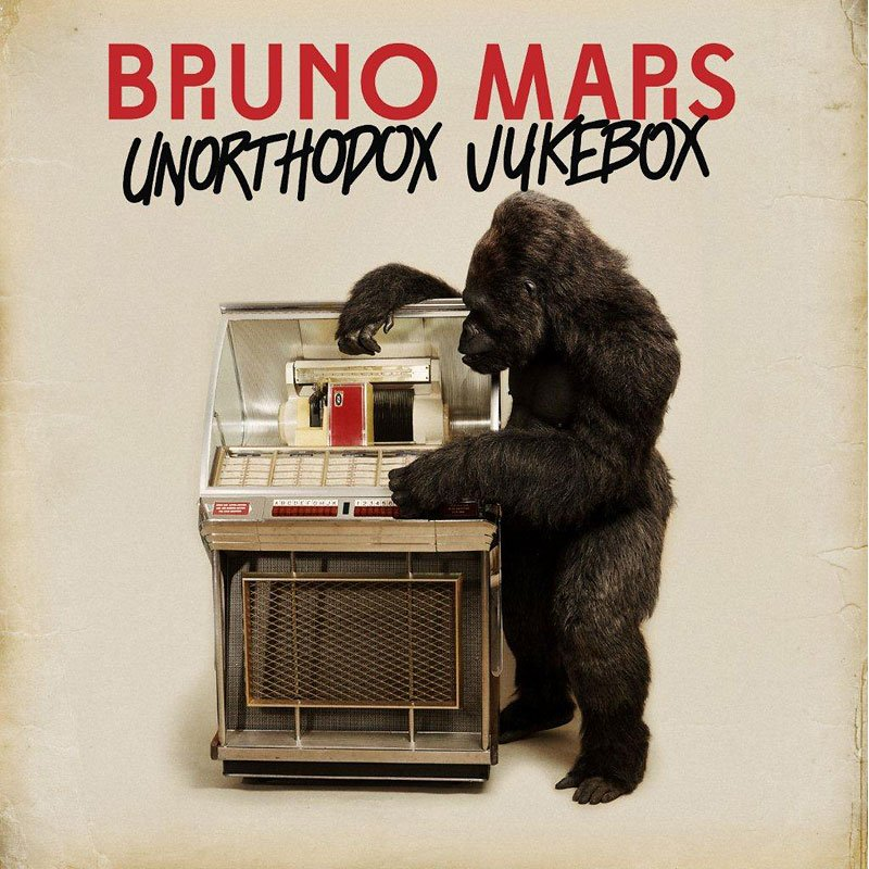 Bruno Mars - Unorthodox Jukebox - CD