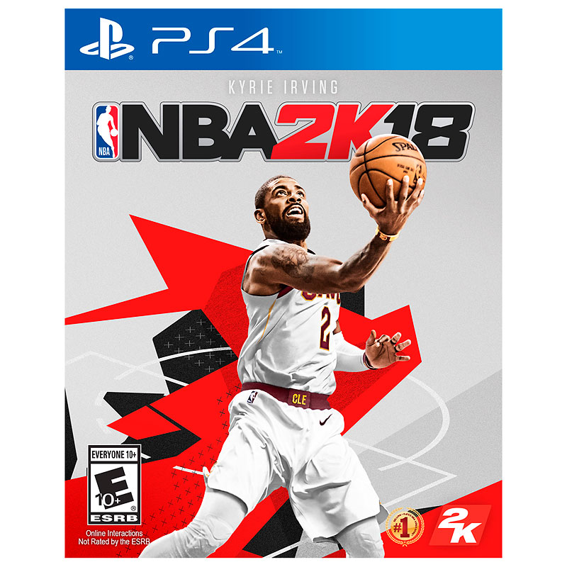 PS4 NBA 2K18 Basketball