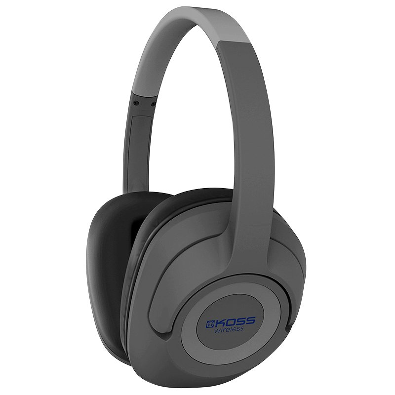 Koss Bluetooth Over-Ear Headphones - Black - BT539IK