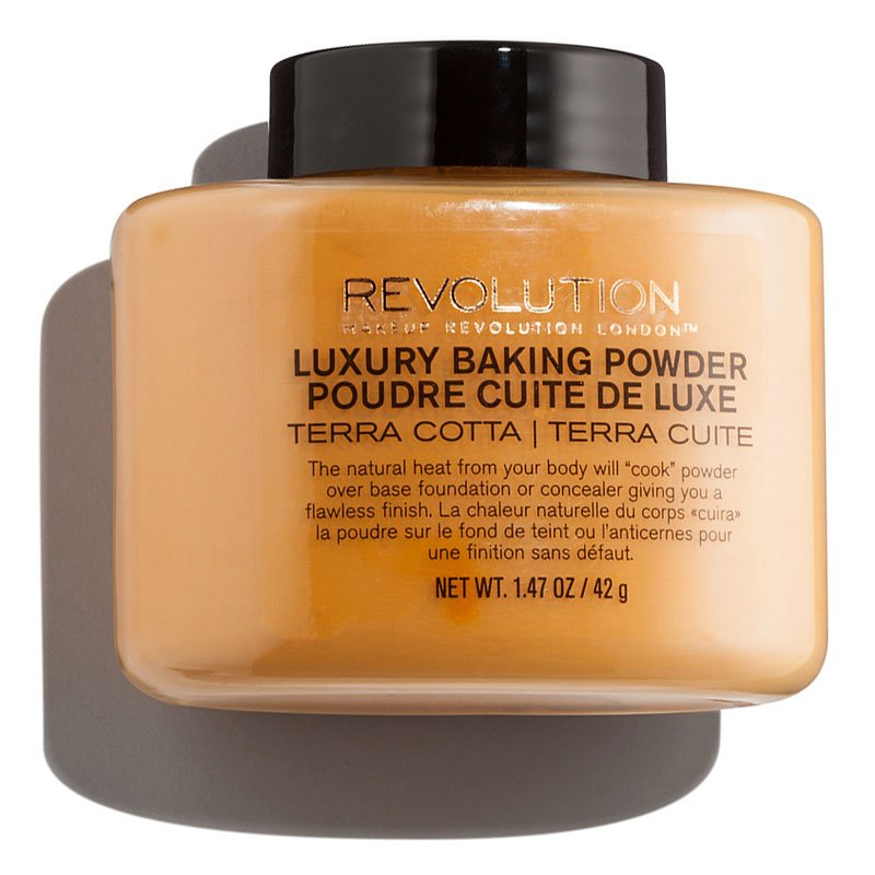 Makeup Revolution Baking Powder - Terracotta
