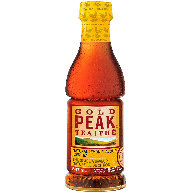 Gold Peak Iced Tea - Lemon - 547ml