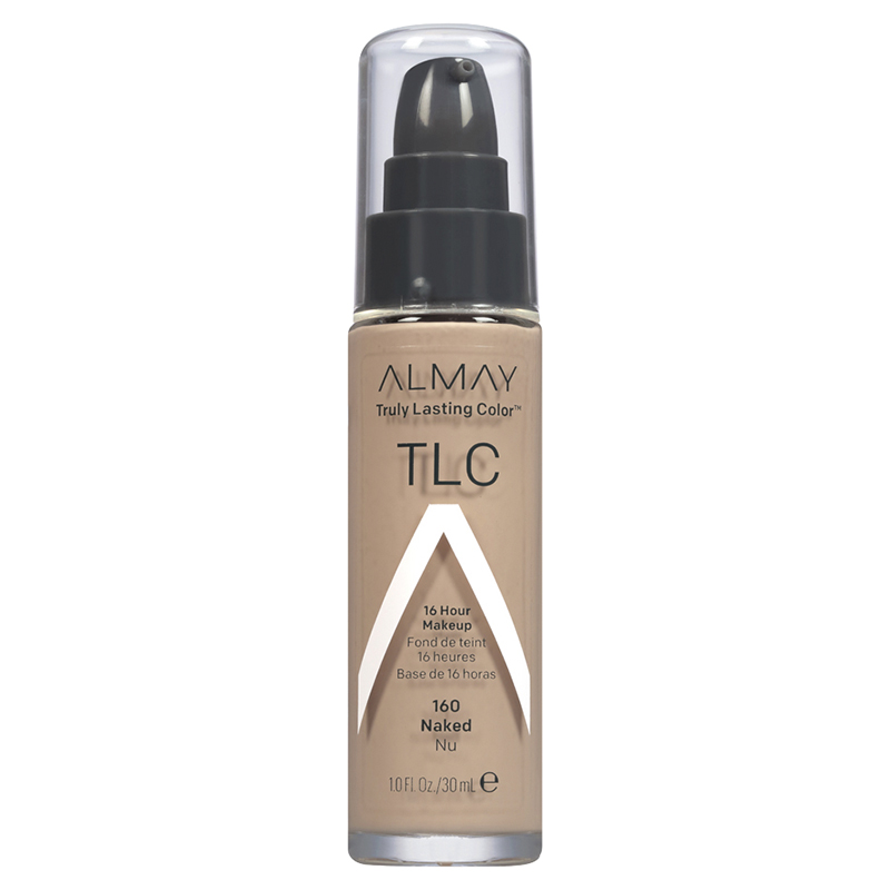 Almay Truly Lasting Color Liquid Makeup - Naked