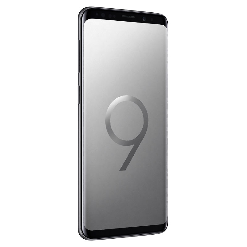 Telus Samsung Galaxy S9 - Grey - Month to Month - PKG #69531