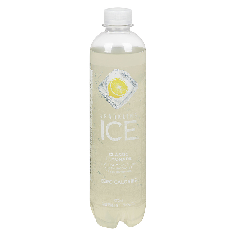 Sparkling Ice Sparkling Water - Classic Lemonade - 503ml