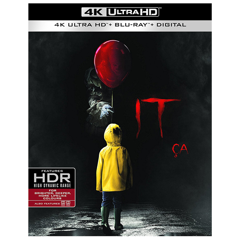 IT - 4K UHD Blu-ray