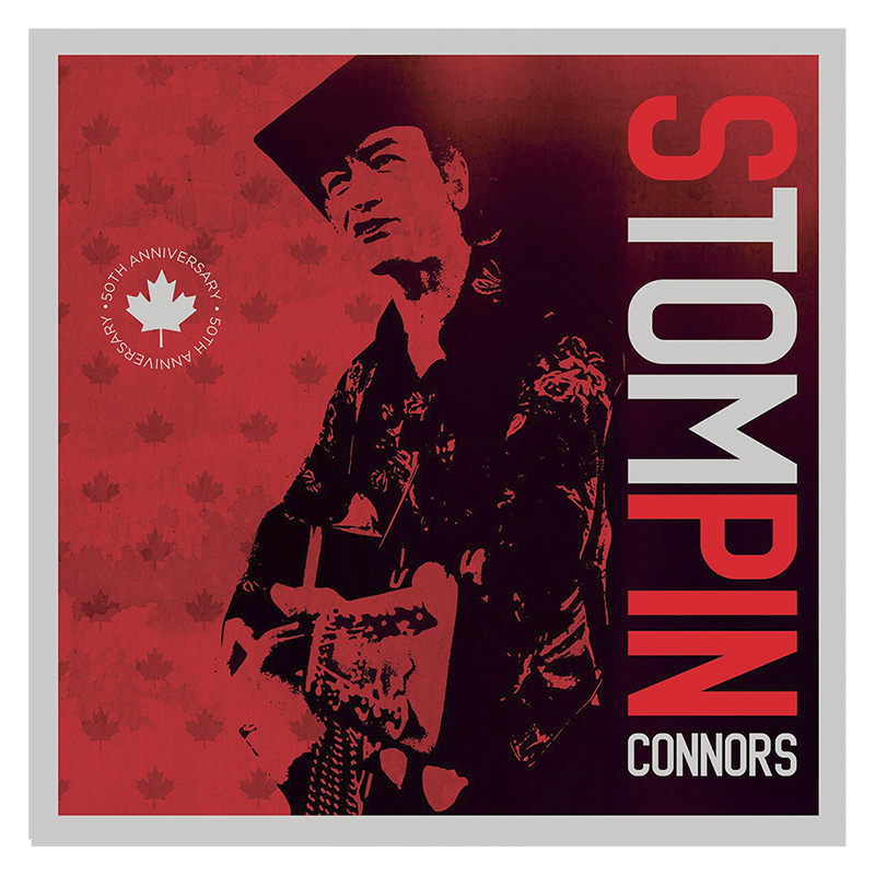 Stompin' Tom Connors - Stompin' Tom Connors - CD