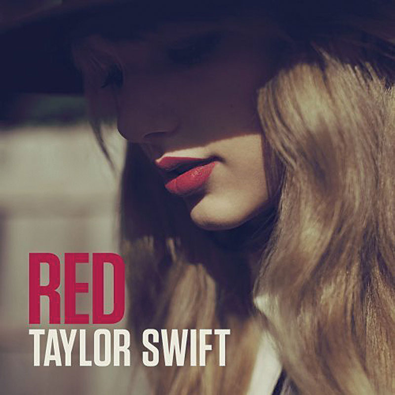Taylor Swift - Red - CD