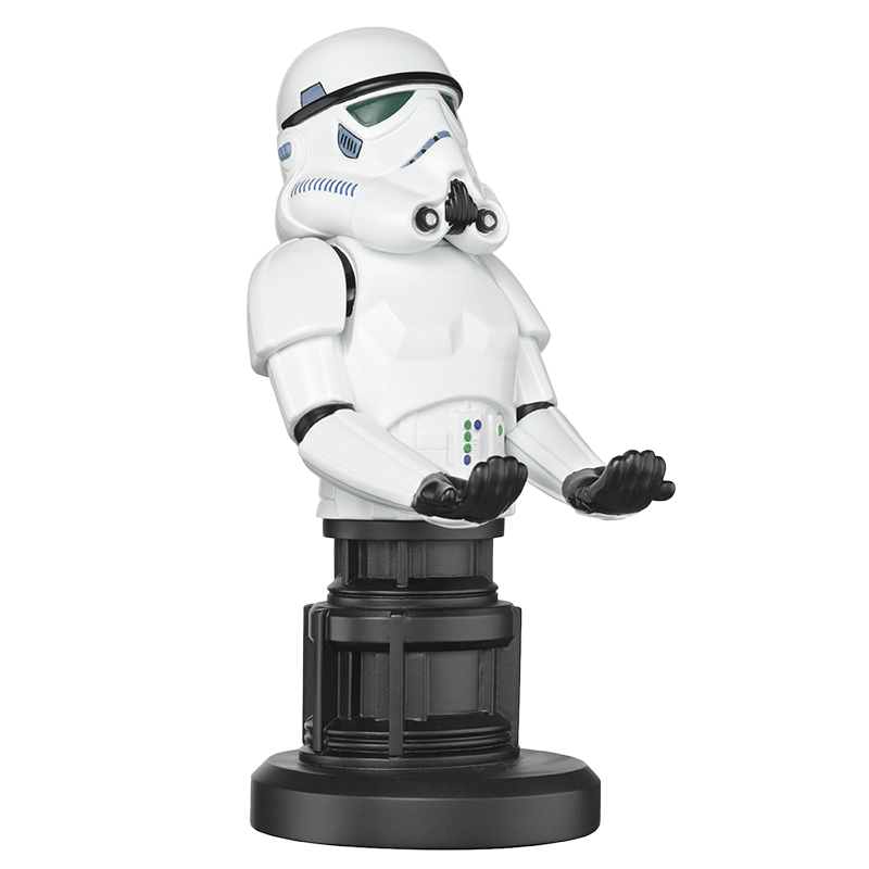 Exquisite Gaming Cable Guy Controller Stand - Storm Trooper - CGCRSW3000