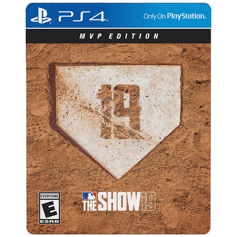 PRE ORDER: PS4 MLB The Show 19: MVP Edition