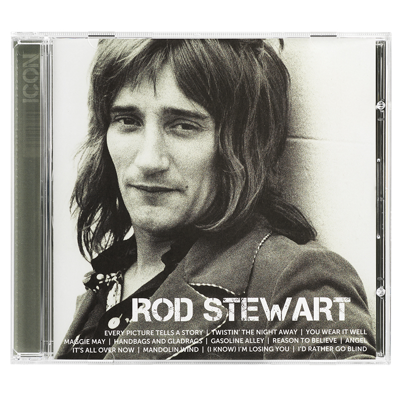 Rod Stewart - Icon - CD