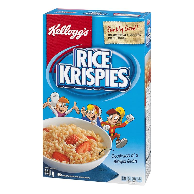 Rice Krispies: Kellogg's Rice Krispies - 440g