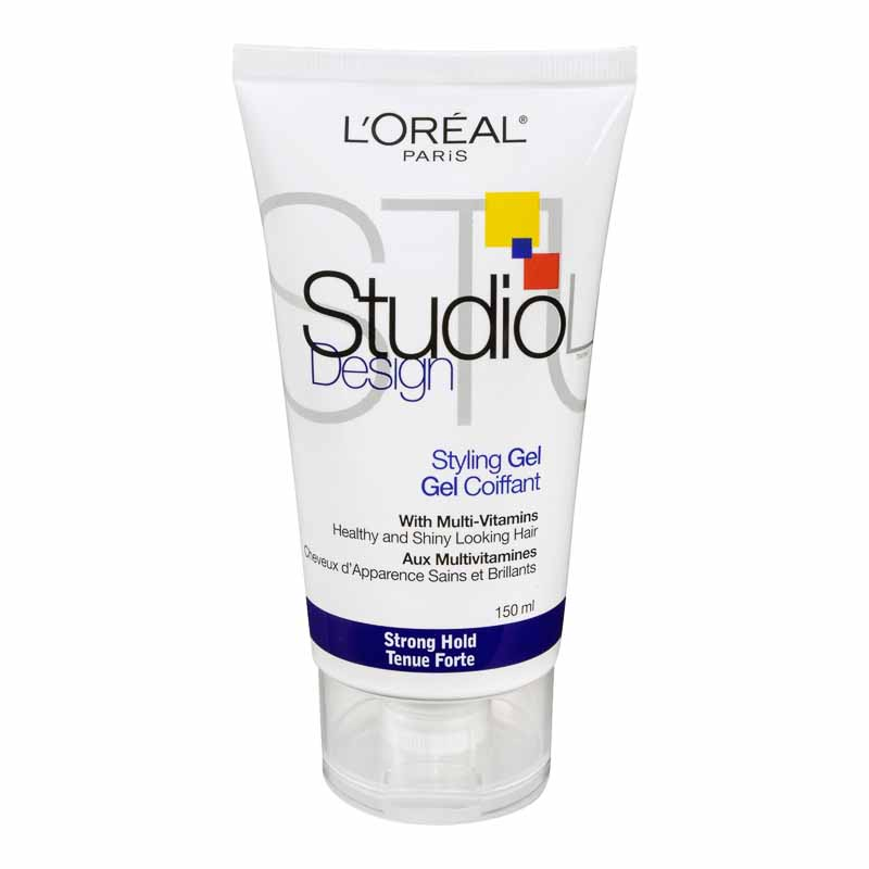 L Oreal Studio Line Strong Hold Design Gel 150ml London Drugs
