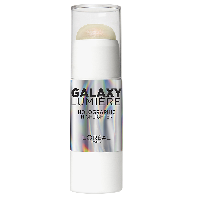 L'Oreal Galaxy Lumiere Holographic Highlighter Stick - Galaxy Gold