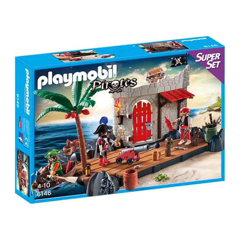 Playmobil Pirate Superset - 61461