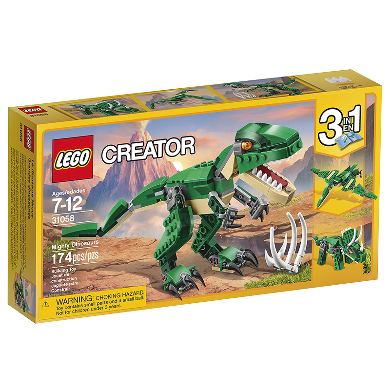 LEGO Creator 3in1 - Mighty Dinosaurs