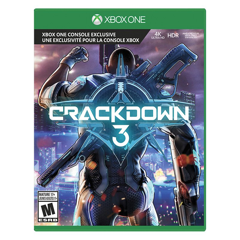 Xbox One Crackdown 3 - 7KG-00002