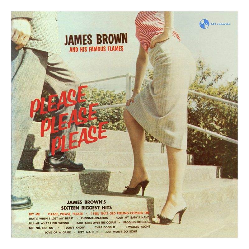 James Brown And His Famous Flames - Please Please Please - Vinyl
