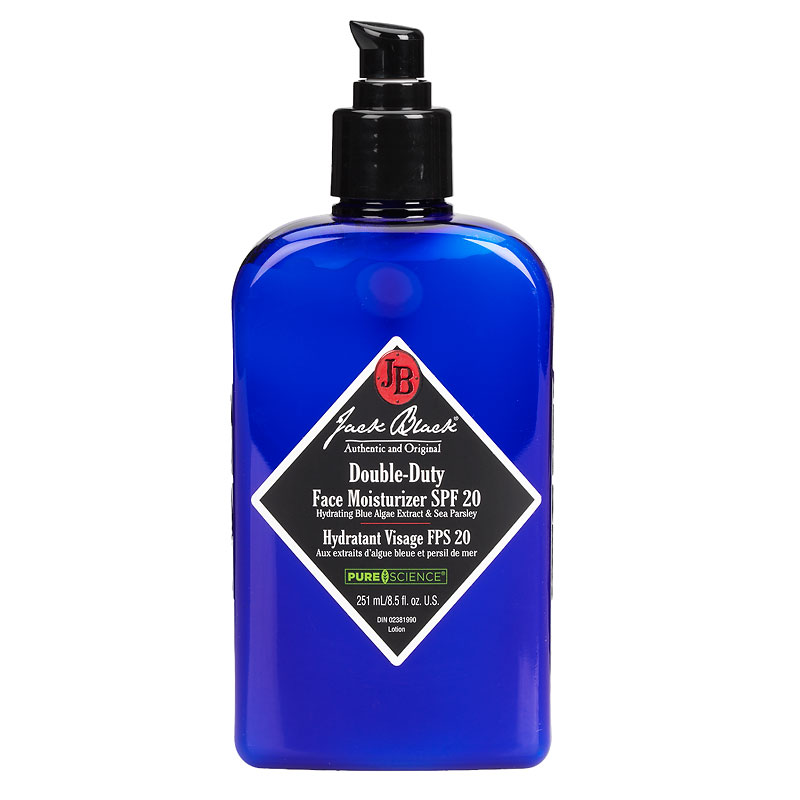 Jack Black - Double-Duty Face Moisturizer with SPF 20 - 251ml