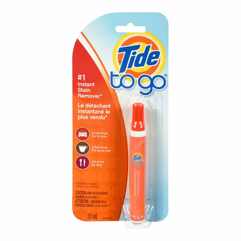 Tide To Go Instant Stain Remover Pen - 10ml
