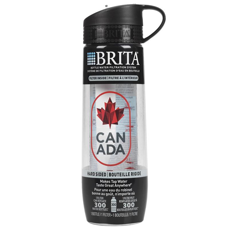 inside brita water filter. Brita Canada Day Water Bottle Inside Filter U