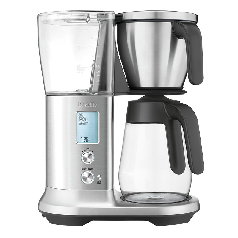 Breville Precision Glass Brewer - BDC400BSS