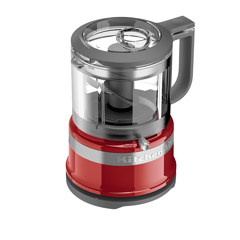 KitchenAid Mini Food Processor - Empire Red - KFC3516ER