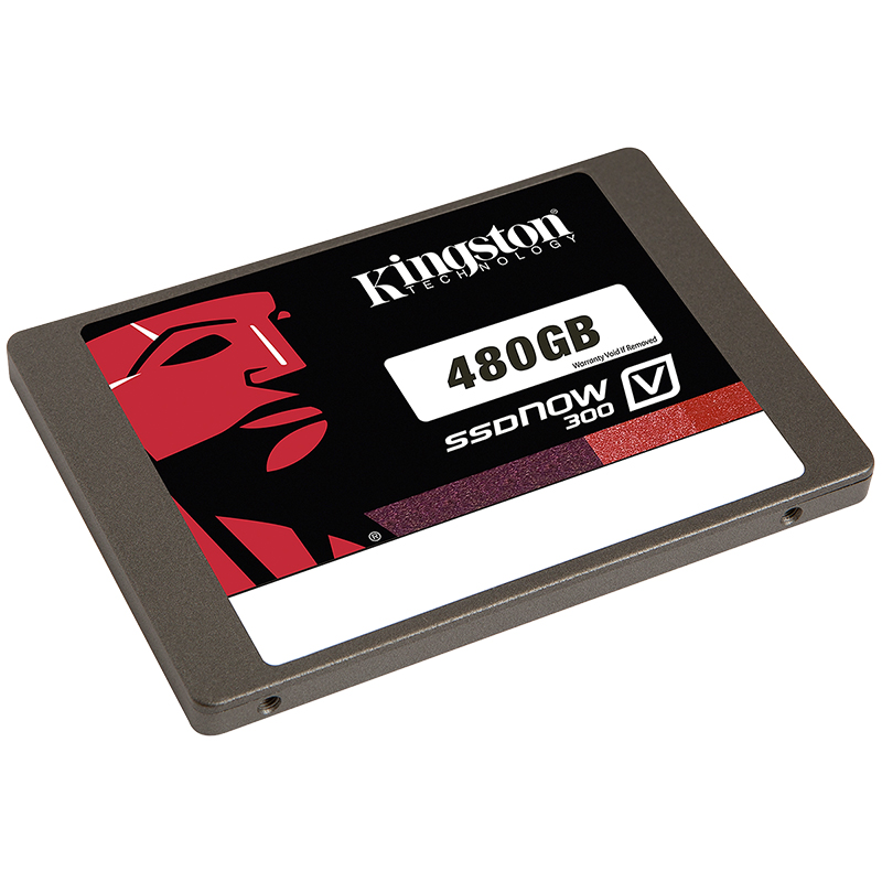 Kingston V300 480GB SSD Internal Drive - SV300S37A/480G