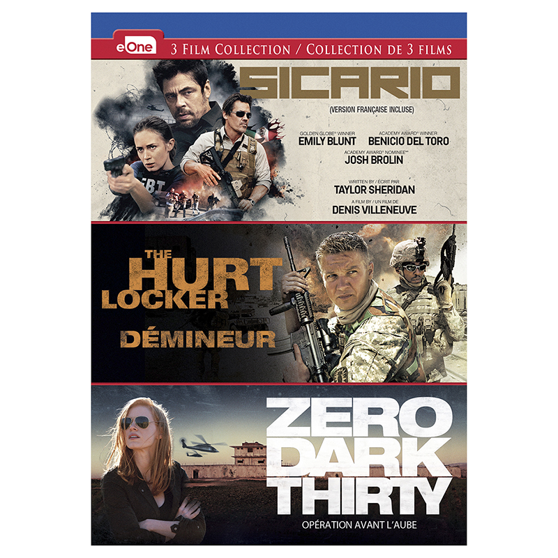 Drama Triple Feature - DVD