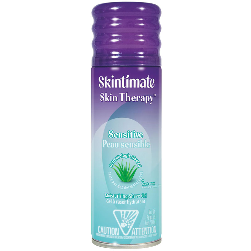 Skintimate Shave Gel - Sensitive Skin - 198ml