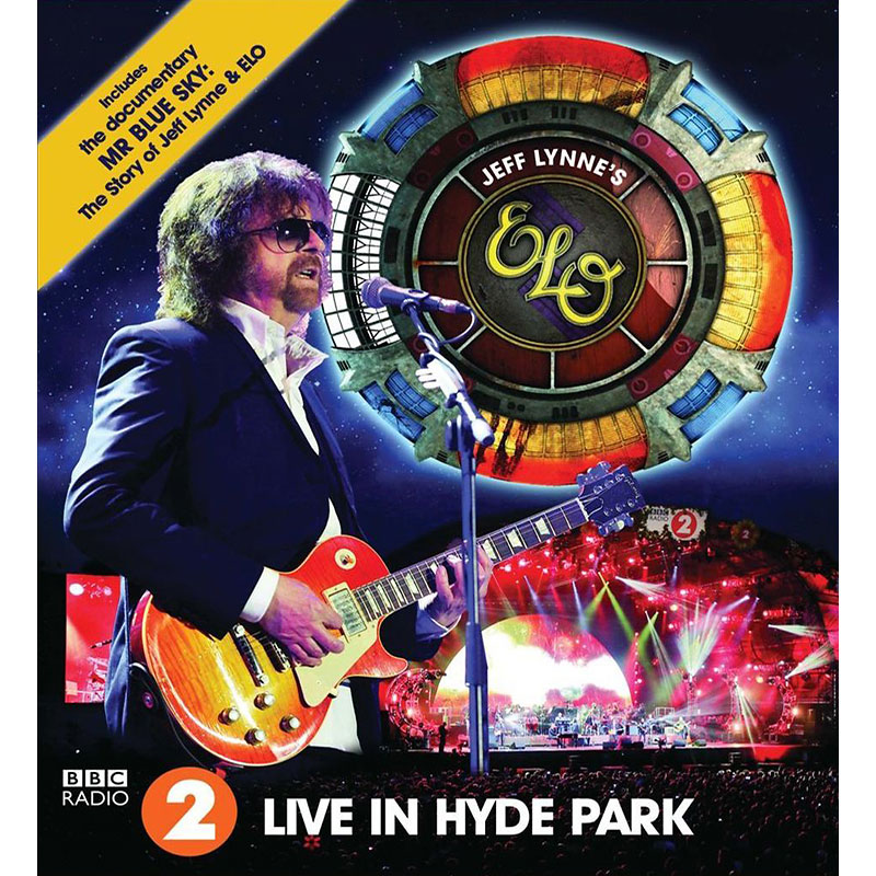 Jeff Lynne's ELO: Live in Hyde Park - DVD