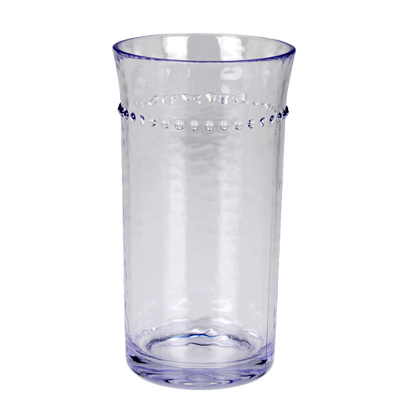 London Drugs HiBall Beaded Tumbler - Clear - 18oz