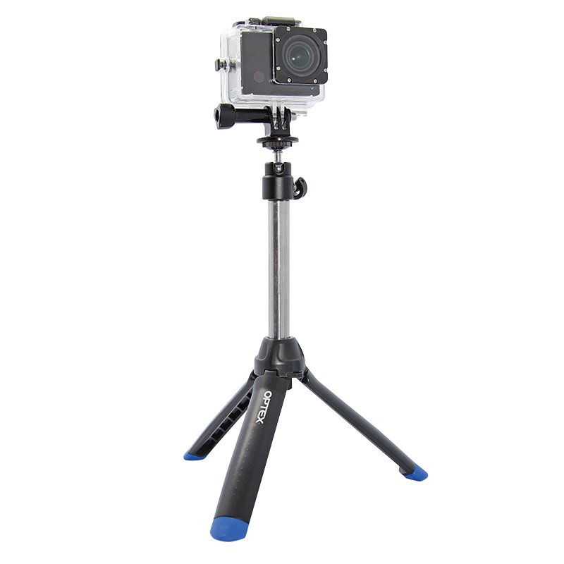 Optex 2-in-1 Tripod Extension Pole and Ballhead - OPTT2N1