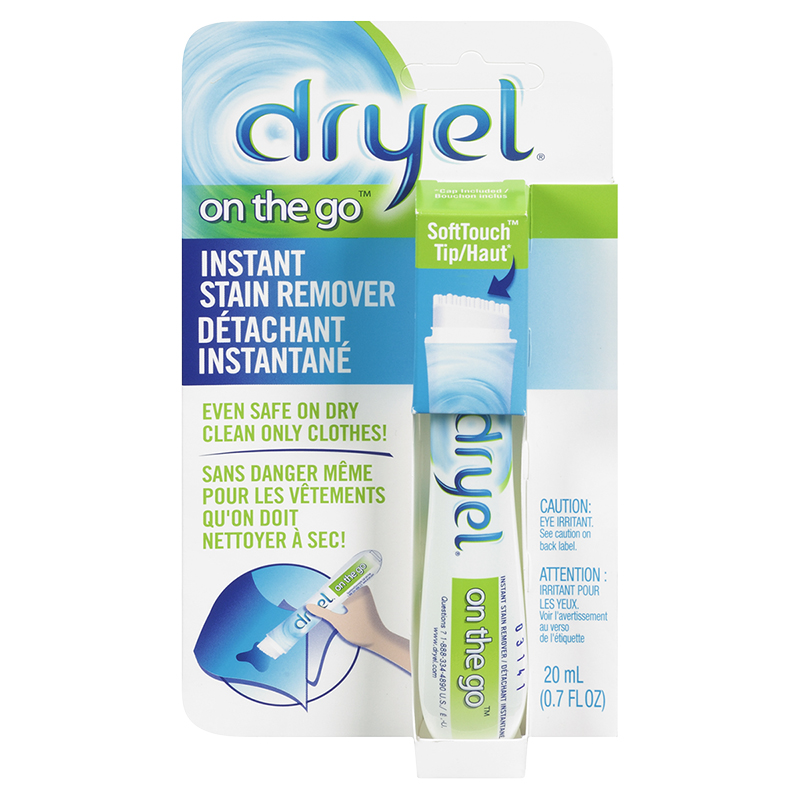 Dryel On The Go Instant Stain Remover - 20ml