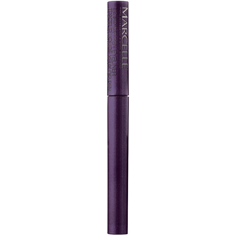 Marcelle Waterproof Liquid Dip-Pen Eyeliner - Purple