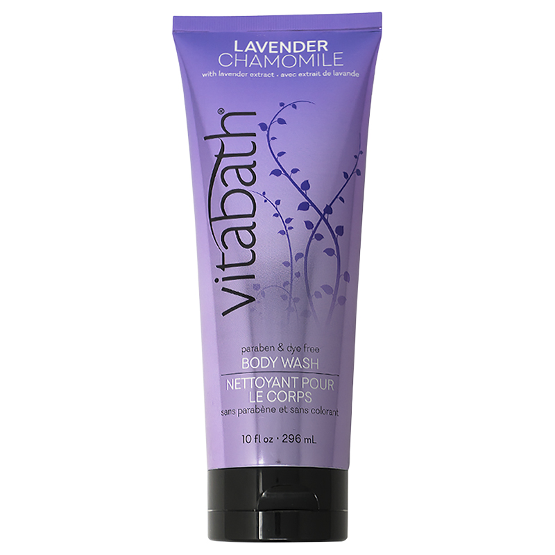 Vitabath Body Wash - Lavender Chamomille - 296ml