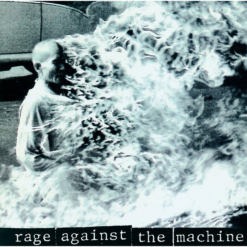 Rage Against The Machine - Rage Against The Machine - Vinyl