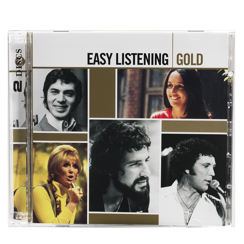 Various Artists - Easy Listening Gold - 2 Disc Set