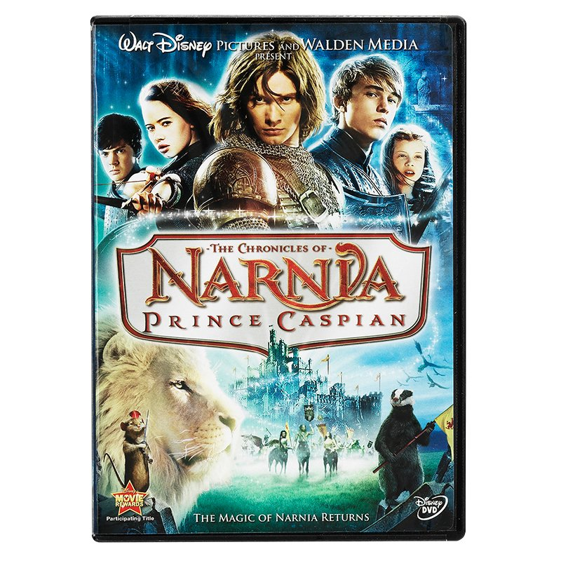Chronicles Of Narnia: Prince Caspian - DVD