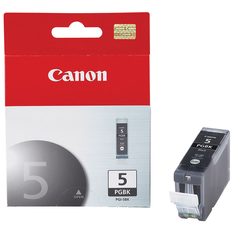 Canon PGI-5 Ink Tank - Black - 0628B002