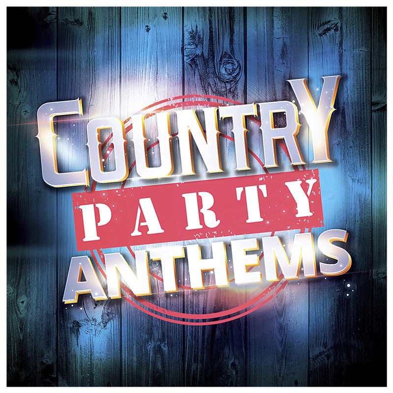 Various Artists - Country Party Anthems - CD