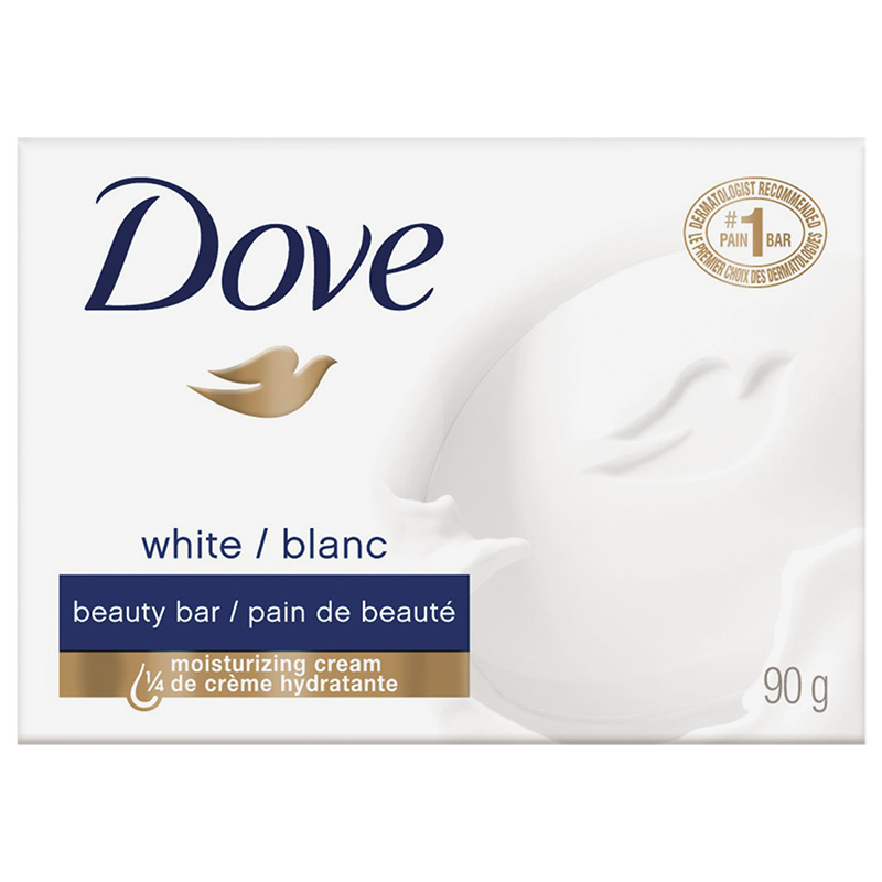 Dove Beauty Bar White - 90g